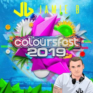 Jamie B @ Coloursfest 2019 Live On The GBX Outdoor Stage 1hr DJ Set