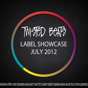 Twisted Beats July 2012 - Label Showcase
