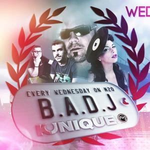 "Kunique B.A.DJ November 28th 2012 On Air ""Ricky Guarneri"" on Radio m2o."