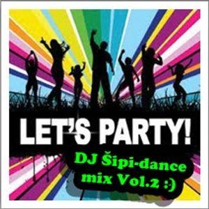 DJ Sipi-Dance mix.Vol 2.