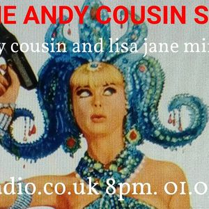 The Andy Cousin Show 01-03-2017