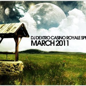 DJ DEXTRO CASINO ROYALE SPRING CHALÉ MARCH 2011