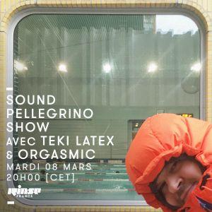 Sound Pellegrino Show avec Teki Latex & Orgasmic - 8 Mars 2016