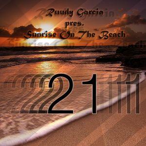 Sunrise On The Beach 21