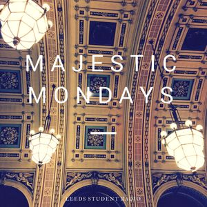 Majestic Mondays // 9 May // Miranda Griffin