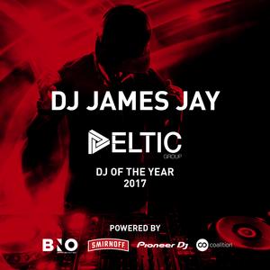 DJ James Jay - Deltic DJ of the Year 2017