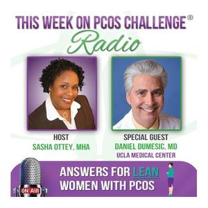Answers for Lean Women with Polycystic Ovary Syndrome - PCOSChallenge.com