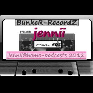 jennii@home-podcasts 2012 [09/2012_#02]