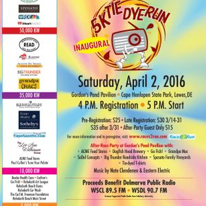 The Show About...The DPR 5K Tie Dye Run!