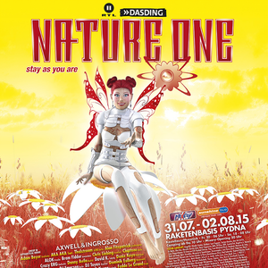 Headhunterz at Nature One 2015 Stay as you are mainstage