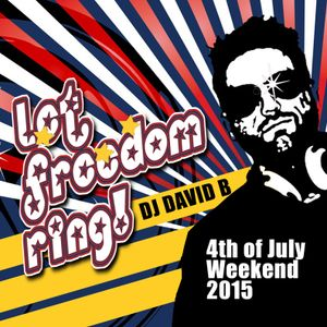 DJ David B - 4th Of July Weekend