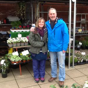 Breakfast 24 January 2017 Martin and Debbie (feature on Bamber Bridge garden and tree)