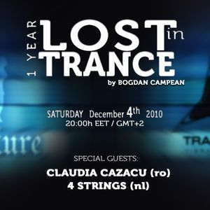 Bogdan Campean - Lost in Trance 1 year anniversary episode