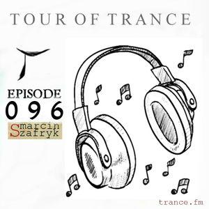 Marcin Szafryk - Tour Of Trance Episode 96 (07.11.2014)