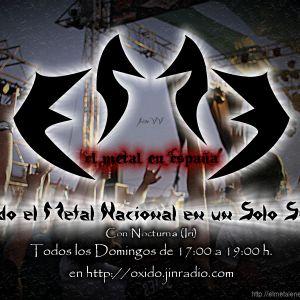 EME: El Metal en España (29/03/2015)