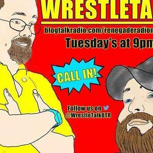 Wrestle Talk with Joe and Rick - December 2, 2014