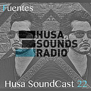 FUENTES // HUSA SOUNDS RADIO // Husa SoundCast Episode #22// MARCH 2015