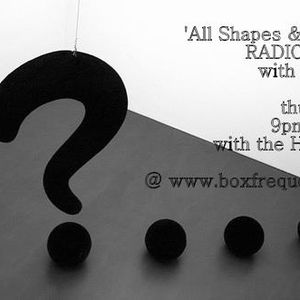All Shapes & Things RADIO SHOW vol 6 with scorp!o
