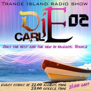 Dj carl E.pres Trance Island 02