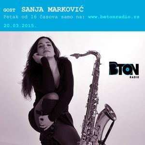 Sanja Markovic interview @B-ton Radio
