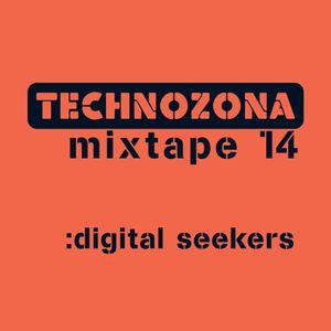 TECHNOZONA mixtape 14 by Digital Seekers