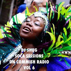 DJ Shug Soca Sessions Vol 6