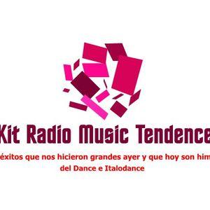 Kit Radio Music Tendence nº33 11/01/2014 - DJ Warch