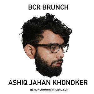 BCR Brunch with Ashiq Jahan Khondker