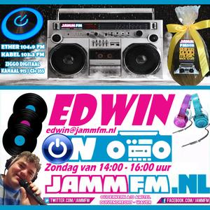 "27-03-2016 Edwin ""ON"" de zondagmiddag Jamm ""ON"" Paasmiddag op Jamm Fm."