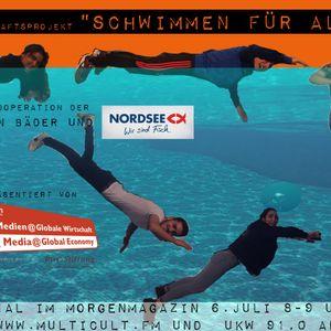 Schwimmen für ALLE - ein Patenschaftsprojekt