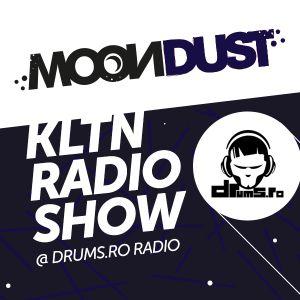 Moondust - KLTN Radio Show @Drums.ro Radio (November2015)