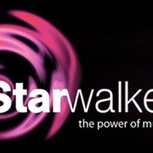 Starwalker pres Salut