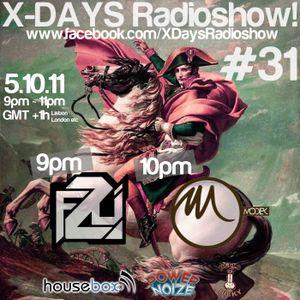 X-DAYS Radioshow! #31 - Modek
