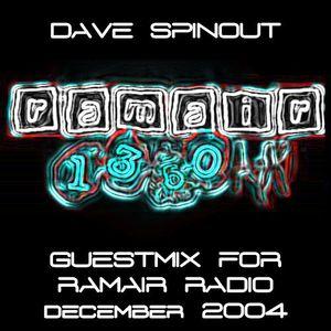 Dave Spinout - Ram-air (Bradford) - Guest mix - Dec 2004