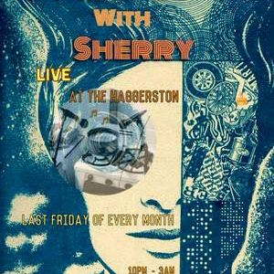 Cooking with Sherry DJ SET 24th July 2015