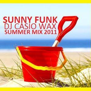 Sunny Funk - DJ Casio Wax - Summer mix 2011