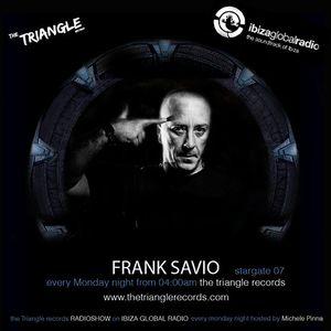 Frank Savio @ Stargate Podcast 007 [The Triangle Records] 23.02.2013