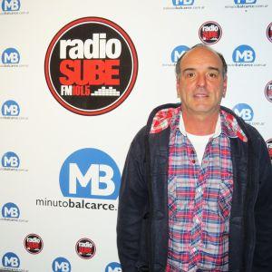Sergio Cagni en Radio Sube 101.5