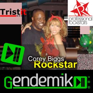 Corey Biggs aka Rockstar - Music Is The Drug 27 - Dance Freedom