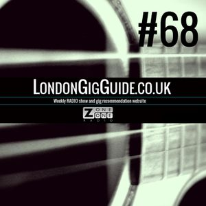 LondonGigGuide #68 - 28/09/14 - Your weekly, no nonsense guide to London gigs