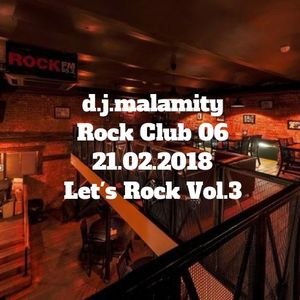 Rock Club 06 (2018) - Let's Rock Vol.3