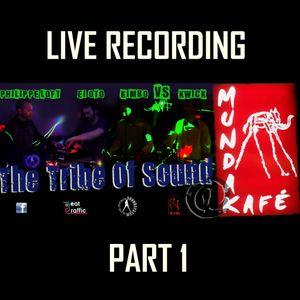 Retro Party ,TheTribeOfSound @ MunDaKafé (17 03 2012)