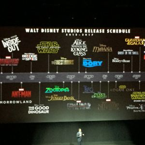 #001 The Ultimate Upcoming Disney Movie List