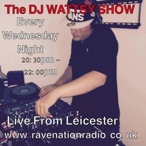 DJ WATTSY -  radio mix 21st december 2016