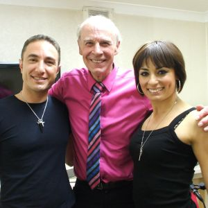 John Hannam Meets Vincent Simone and Flavia Cacace