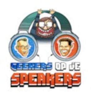 Geekers op je Speakers 041 - Batman v Suicide Squad: Dawn of Podcasting