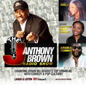 J Anthony Brown Radio Show 1-17-17