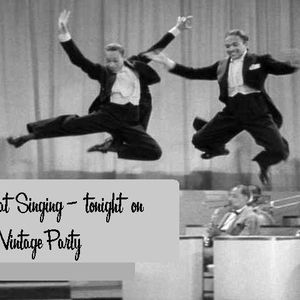 Vintage Party plays scat singing - original air date 27112013