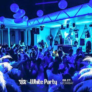 White Party live @ Club1001, Bordány 2016.08.27.