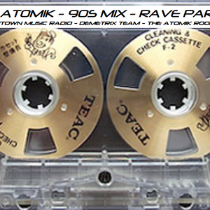 Dj atomik - From The Vault - 90s Hardhouse Rave Mix.